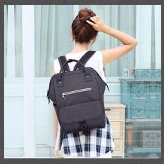Fashion Laptop Handbag or Backpack with Patented Anti-Theft 867ee23c9f9cb