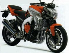 Yamaha Fz8 concept