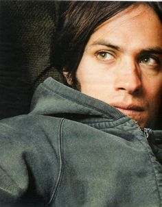 Gael Garcia Bernal.  :)  You know what I'm remembering :)