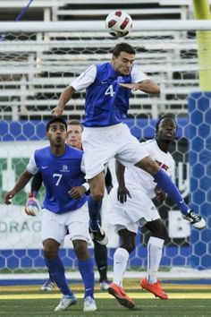 Captain Murphy uses soccer to bring order to his life #SJSU #SpartanSports