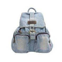 Find More Information about Hot street female denim bags small backpack double shoulder school bag cloth d94,High Quality bag symbolism,China bag Suppliers, Cheap bag princess from Fashion Accessories Store xx on Aliexpress.com