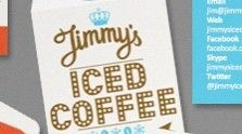 Jimmy's Iced Coffee--Find color inspiration and web ideas from this site. Also has pattern making abilities. Originally shared by Kayla Fleming.