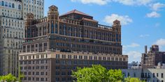 Originally the Leverich Towers Hotel, this fixture of the Brooklyn Heights Historic District is listed with other Brooklyn Heights properties for sale.