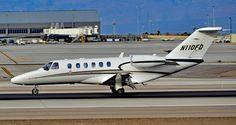https://flic.kr/p/CZuw6M | N110FD 2006 Cessna 525A CitationJet CJ2+ C/N 525A0308 | McCarran International Airport (LAS / KLAS) USA - Nevada December 5, 2015 Photo: Tomás Del Coro