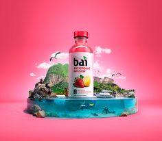 Greatest Ingredients Sweepstakes - Bai Brands. Win trips to locations based on Bai flavors, like Tanzania, Hawaii, Costa Rica, Brasil, and Panama. Client: Bai BrandsVP of Design: James ChoCreative Director: Joshua BeanCGI: Mike Campau & Stuart Rowbotto…