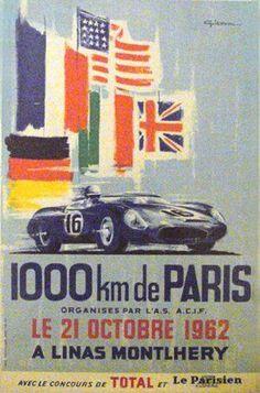1962 - 1000 Km de Paris