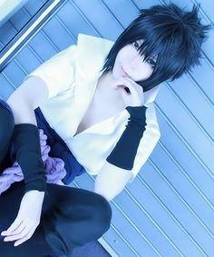 AMAZING cosplay ll Naruto ll Sasuke Uchiha
