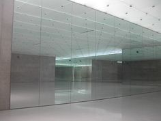 Kunsthaus Bregenz, designed by Peter Zumthor.