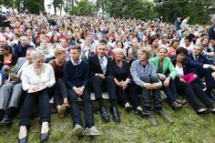 People From Norway | norway marking the massacre anniversary norway massacre nation ...
