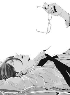 Psycho-Pass ~~ Ginoza nobuchika ( i am going back to loving him ) Hot Anime Guys, Cute Anime Boy, Anime Love, Black Butler, Manga Boy, Manga Anime, Passe Psycho, Ginoza Nobuchika, Science Fiction