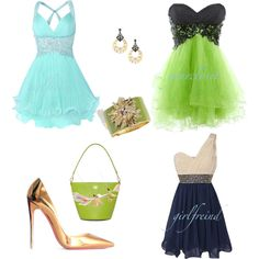 """""""Cute prom dress"""" by brucegan on Polyvore"""