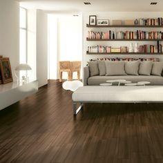 Eclipse wood-look porcelain tile (AZ tile)