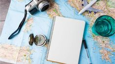 Travel , trip vacation, tourism mockup - close up of compass, glass of water note pad, pen and toy airplane and touristic map on wooden table. Empty space you can place your text or information. Portuguese Phrases, Portuguese Lessons, Best Vacation Destinations, Best Vacations, Travel Money, Travel Tips, Travel Hacks, Travel Ideas, Travel Inspiration