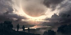 Toby_Lewin_Concept_Art_Design_halosunset
