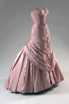 "1955 Charles James ""Tree"" dress"