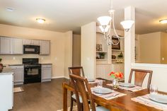 Baltic Plan - Kitchen and Dining Area