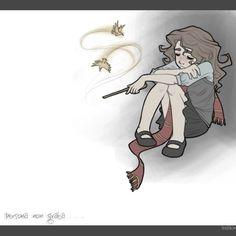 Гермиона в дневнике Accio, art!