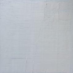 Koen Lybaert - Antartica I [Abstract N°1474] - oil on canvas [90 x 90 x 4] / 2016