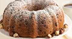 Chocolate Chip Hazelnut Cake