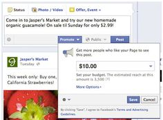 5 Tips for Using Facebook's New Promoted Posts