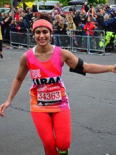 London Marathon, Kiran Gandhi ran on her period without a tampon | DailyTelegraph
