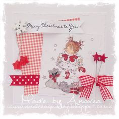 Playing With Paper: A Christmas Card ...