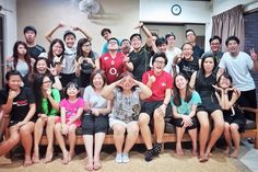 Acts5 chalet's portrait! Thank God for the wonderful time spent together even though some of them are missing out!  #thisislifegroup #blessedandthankful #acts5chalet #TYJ by chersamantha