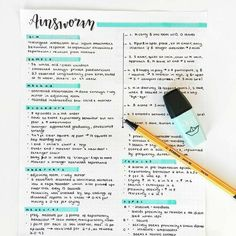 Ideas Science Notes Pretty For 2019 School Organization Notes, Study Organization, College Notes, School Notes, Revision Notes, Study Notes, Tittle Ideas, Note Taking Tips, Taking Notes