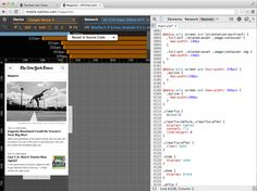 Chromium Blog: Responsive Web Design with DevTools' Device Mode