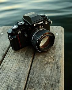 Nikon F3. Just a beast of a camera. In production from 1980 to 2001, even after its replacements, the F4 and then F5 were brought to market. Solid, smooth, versatile. Everything one needs, and nothing more.