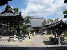 "48 - Sairin-ji   ""Temple of the West Forest""  (joe.tyberis.com/ohenro/2010/05/10/ohenro-shikoku-auf-tausendjahrigem-pilgerpfad)"