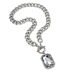 "Expose Necklace Shop Here: http://bit.ly/ExposeNecklace_TraciLynn Item #: 5431 20"" Rhinestone Toggle Necklace ***LIMITED QUANTITY*** A credit may be issued if this item becomes backordered, we apologize for any inconvenience Your Price: $28.00 F/W 2012 S/S 2012 S/S 2013 F/W 2013 S/S 2014 F/W 2014"