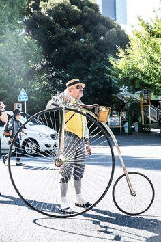 画像: 2/4【ファッション×自転車「ツイードラン」今年は世界的ウール産地の尾州も舞台に】