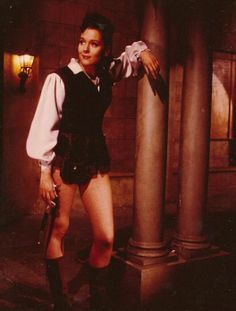 Emma Peel (Diana Rigg)