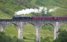 Auf geht's nach Hogwarts mit dem Jacobite Steam Train © Katharina Serles Hogwarts, Harry Potter, Hotels, Train, Last Minute Vacation, New Books, Scotland, Strollers