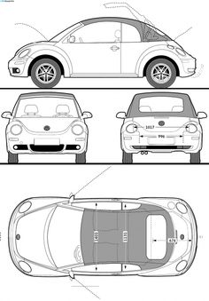 The blueprintscom blueprints gt cars ford mustang v8 projekty do 2009 volkswagen new beetle cabriolet blueprint malvernweather Gallery