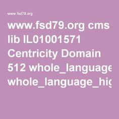 www.fsd79.org cms lib IL01001571 Centricity Domain 512 whole_language_high_jinks.pdf