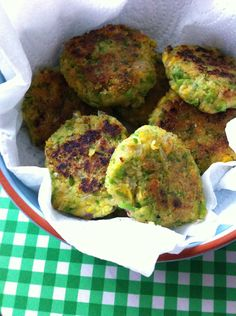 Tallore: Groenteburgers met curry