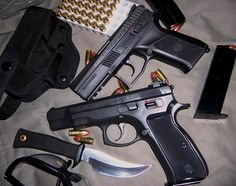 CZ 75 p07 Duty and CZ 85 combat Find our speedloader now!  http://www.amazon.com/shops/raeind