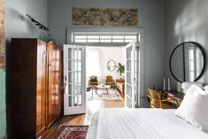 A Major Renovation Revealed the Architectural Beauty of This Now-Stunning New Orleans Home: gallery image 7