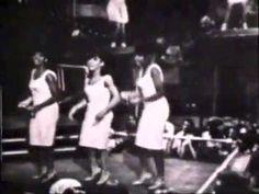 """▶ Music Video - """"Da Do Run Run"""" - The Crystals - 1963 - YouTube"""