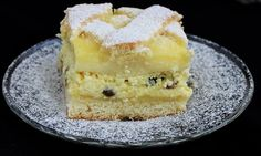 Francia túrós pite Gourmet Recipes, Cake Recipes, Sweet And Salty, Vanilla Cake, Nutella, Oreo, Cheesecake, Food And Drink, Yummy Food