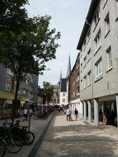 Wesel in Nordrhein-Westfalen