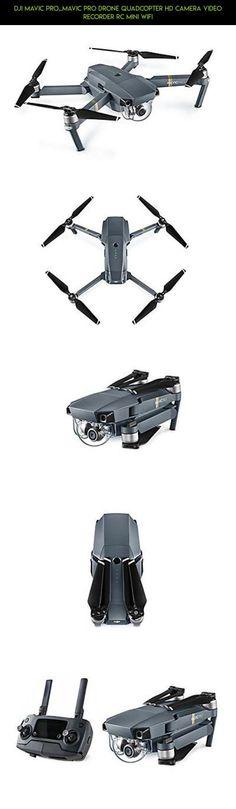 DJI Mavic Pro...Mavic Pro Drone Quadcopter HD Camera Video Recorder RC MINI WiFi #racing #technology #quadcopter #plans #camera #drone #pro #kit #mavic #fpv #products #parts #tech #gadgets #shopping