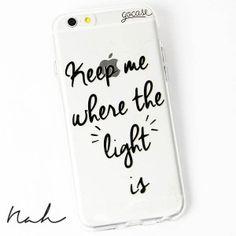 Capinha para celular The Light by Nah Cardoso