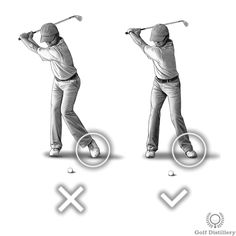 Left heel should remain on the ground unless flexibility is an issue Golf Backswing, Golf Instructors, Golf Score, Golf Putting Tips, Golf Training Aids, Golf Day, Driving Tips, Perfect Golf, Golf Lessons