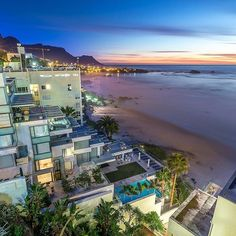 """🌅""""Sunset on Clifton"""" 👉 featuring _______________________________ If you'd like to see your images being featured here just use - We really enjoy sharing your shots of all the different aspects of the Mother City and the rest of the Western Cape. Clifton Cape Town, Your Image, Sunset, Mansions, House Styles, City, Instagram Posts, Photography, Shots"""