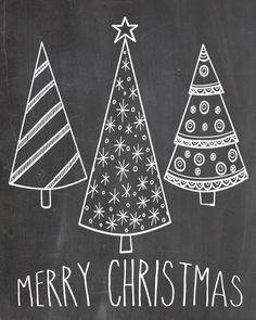 22 Best Christmas Chalkboard Art Inspiration - decoratoo - New Ideas Chalkboard Decor, Chalkboard Lettering, Chalkboard Designs, Kitchen Chalkboard, Chalkboard Texture, Chalkboard Walls, Chalkboard Background, Merry Christmas Google, Chalkboard Merry Christmas