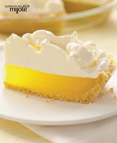 Tarte au citron « meringuée » #recette