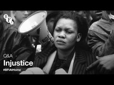BFI at Home | African Odysseys presents INJUSTICE: Q&A with Ken Fero and Peter Bradshaw - YouTube